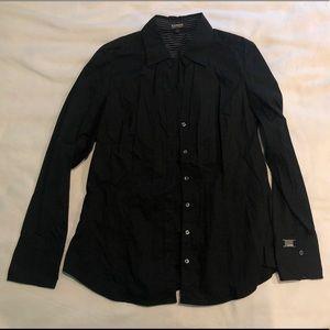HUGE SALE - Black Button Down